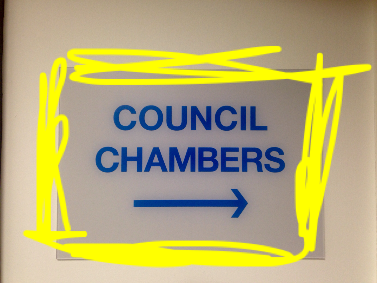I Go To Northampton City Council Meetings #16 – the shoestring